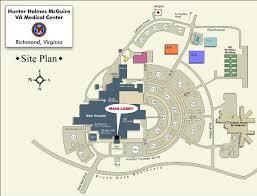 facility map hunter holmes mcguire va medical center richmond va