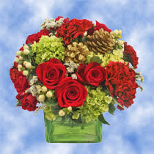 bulk roses bulk christmas flowers white hypericum roses green hydrangea