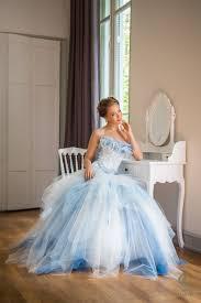 robe de mari e bleue 85 emotion robe de mariage robe de mariée romantique bleue robe de