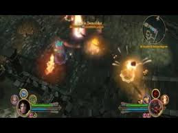 dungeon siege 3 gameplay multiplayer