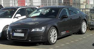 audi a7 self driving self driving and parking cars