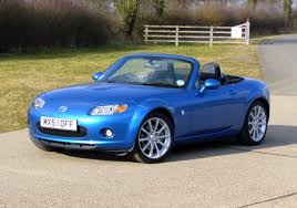 where does mazda come from mazda mx 5 production information
