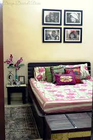 Indian Middle Class Bedroom Designs Design Decor U0026 Disha Home Tour Kapila Banerjee