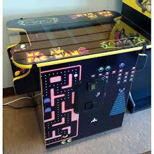 Galaga Arcade Cabinet 412 In 1 Multi Arcade Cocktail U2013 Recrooms Of Central Florida