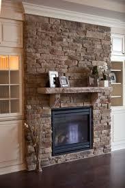 fireplace stone stone idea gallery brandco