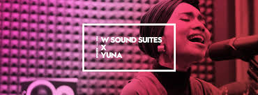 sounding off with yuna w hotels the angle life with a w slant