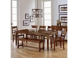 artisan u0026 post by vaughan bassett simply dining 7 piece table set