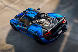 porsche 918 spyder black blue and black porsche 918 spyder u2013 oct 24 2015 sssupersports