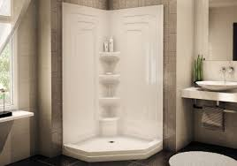 shower shower stalls with seat whole custom shower enclosures