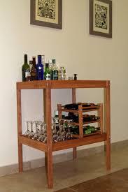diy ikea bar cart channeling audrey