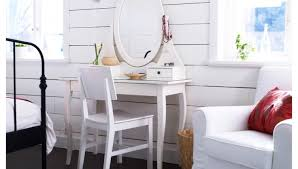 Guidecraft Classic White Vanity And Stool Breathtaking White Chair For Vanity Ideas Best Inspiration Home