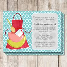 kitchen themed bridal shower ideas baking invitation templates yahoo image search results