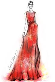 How To Draw Fashion Designs 349 Best Fashion Illustration Images On Pinterest Fashion