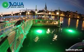 underwater led dock lights led lights photos aqua dock lights hommum