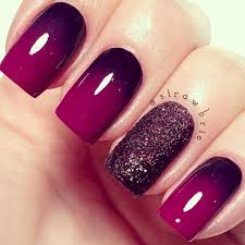 best ideas about ombre nails art design 53 ombre nail art oval