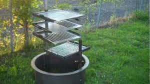 Cooking Over Fire Pit Grill - higleyfirepits com fire pit cooking grate selection youtube