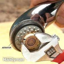 aerator kitchen faucet kitchen faucet nozzle step 8 moen kitchen faucet aerator assembly