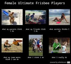 Ultimate Frisbee Memes - as someone who plays ultimate frisbee i can only cringe