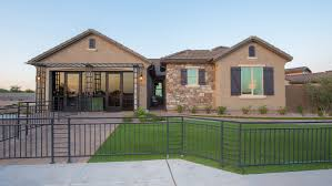 arizona house plans blue horizons the meadows new homes in buckeye az 85326