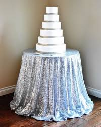 tablecloth rental sequin tablecloth rental