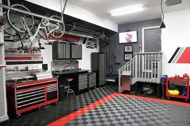 50 garage paint ideas for men masculine wall colors and ideas for