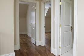 Cutting Wood Flooring Around Door Frame Pre Hung Vs Slab Doors Which To Buy