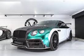 mansory bentley used 2016 bentley continental gt gt v8 s mds for sale in london