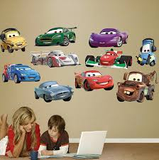 Car Room Decor Enchanting Disney Cars Bedroom Ideas Disney Cars Room Decor For