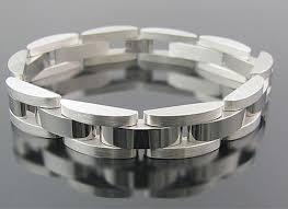 metal link bracelet images Blackjack jewelry men 39 s stainless steel jewelry jpg