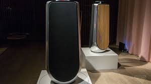 best looking speakers bang u0026 olufsen u0027s 40 000 speakers feature machined aluminum and