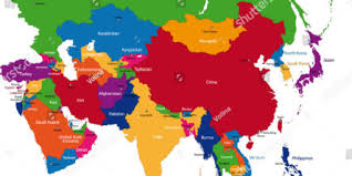 map of asia countries and cities map from salt lake city to los angeles lapiccolaitalia info