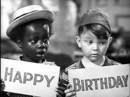 Buckwheat Meme - happy birthday from alfalfa youtube