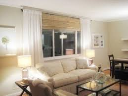 Triple Window Curtains Picture Window Curtains And Window Treatments Foter