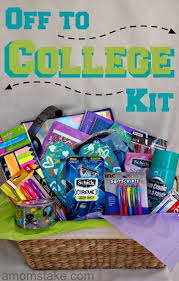 per gift basket to college kit college students and gift
