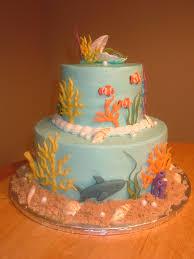 Under The Sea Nursery Decor by Baby Shower Cakes Ocean Theme Under The Sea Baby Shower Under