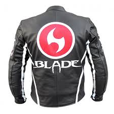 motorcycle jackets with armor blade motorcycle jacket riding armor biker black leather jacket