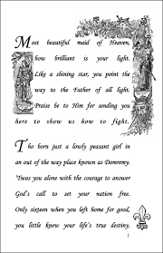 How To Ask Maid Of Honor Poem Maid Of Heaven The Story Of Saint Joan Of Arc By Ben D Kennedy