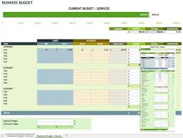 Excel Spreadsheet For Business Expenses by Small Business Budget Template Business Budget Template For Excel