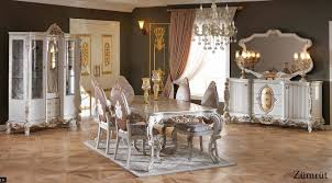 Victorian Dining Room Chairs by