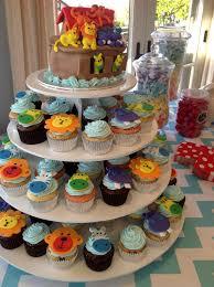 plumeria cake studio noah u0027s ark baby shower cake u0026 cupcakes
