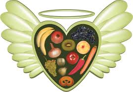 the angel diet foods that raise your energy vibration
