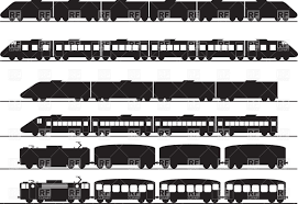 electric train clipart side view clipartxtras