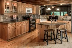Country House Kitchen Design Traditional Country Home In Blair On 4 5 Acre S Rustic Kitchen