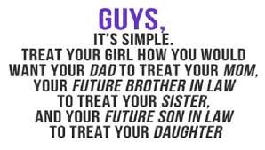 dear quotes for guys how to treat a gagthat quotes