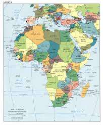 Map Of Tanzania Countries Of Africa Plus Info On Japan Nigeria Kenya South
