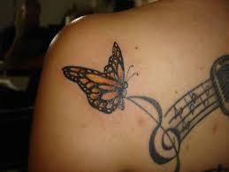 tatttoos design butterfly