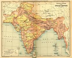 Indian Map Ancient Indian Maps