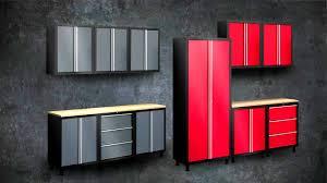Used Kitchen Cabinets Edmonton Accessories Amazing Storage Cabinets Metal Garage Sears Bold Uk