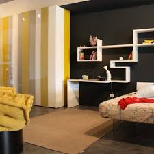 Wohnideen Schlafzimmer Blau Gemütliche Innenarchitektur Schlafzimmer Wandfarbe Gelb
