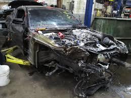 Black Mustang Crash Interior Roof Ceiling Headliner Black Oem Ford Mustang Shelby